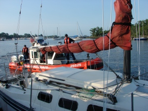 USCG to the rescue!