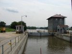The federal lock at Troy