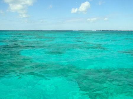 Incredible water in the Keys